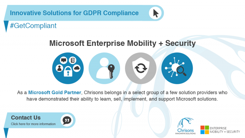 Get Compliant with Microsoft Enterprise Mobility + Security